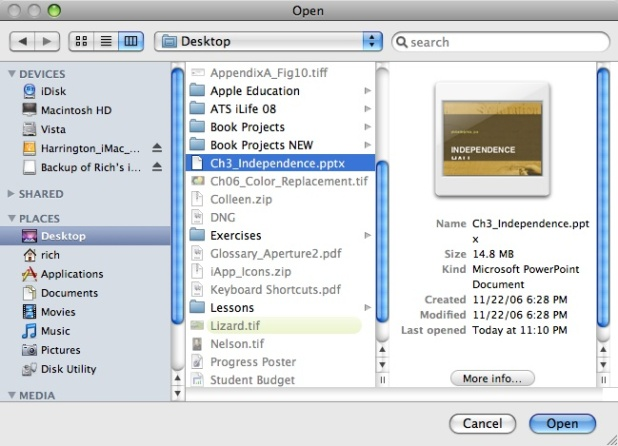 how to use a powerpoint presentation in ibooks author ibookcreatives